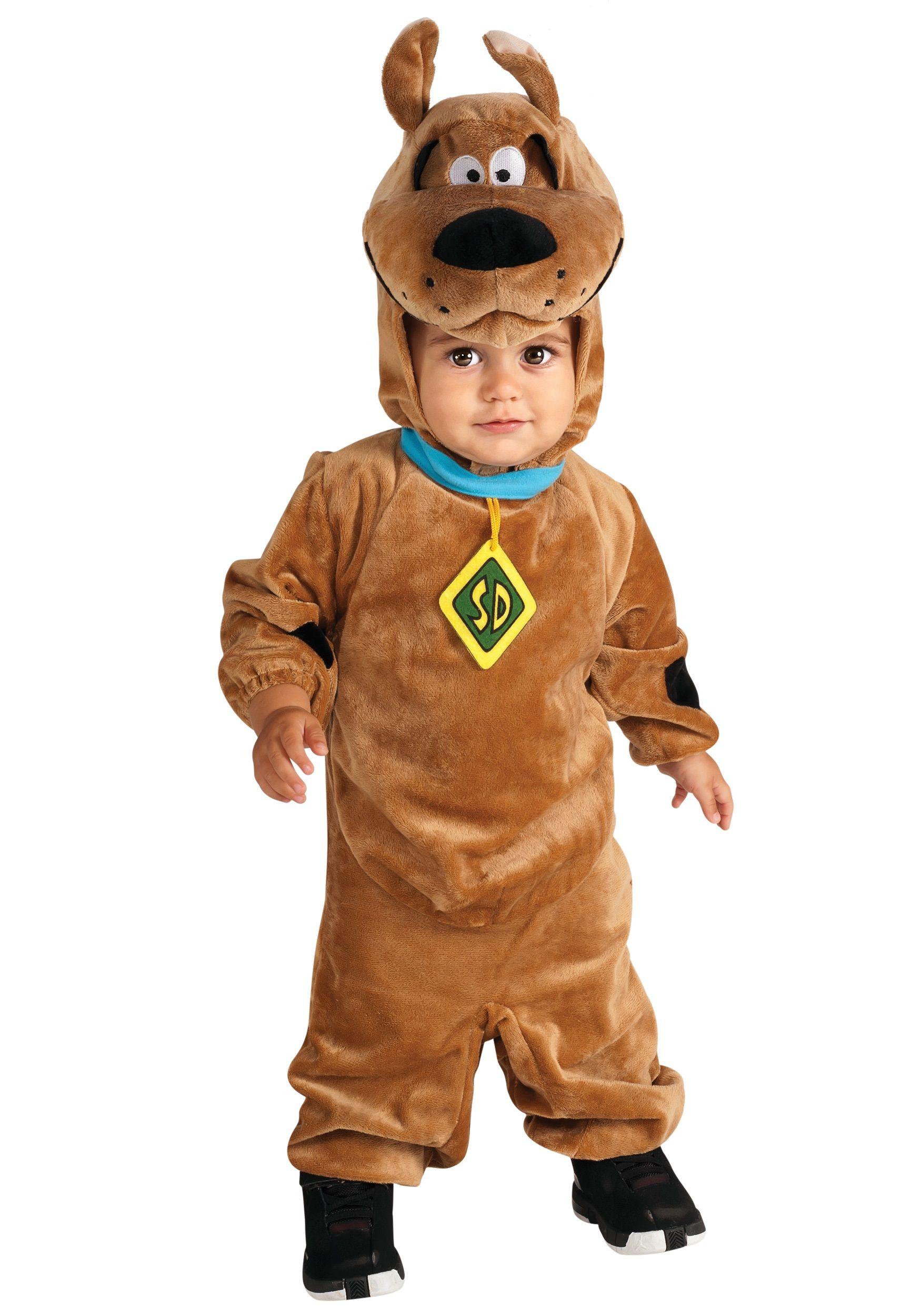 Infant Scooby Doo Costume   Baby Halloween Costumes   Pinterest ...