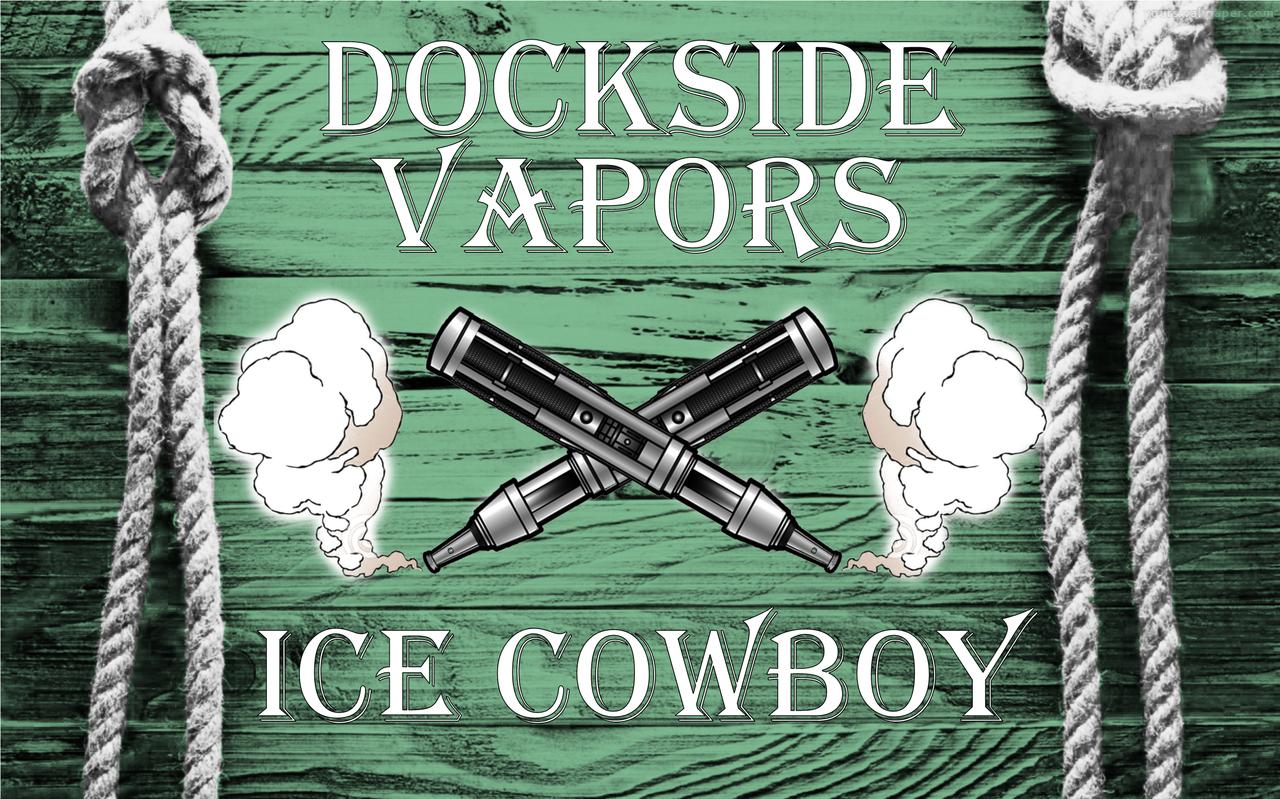 Ice Cowboy - Dockside Vapors LLC