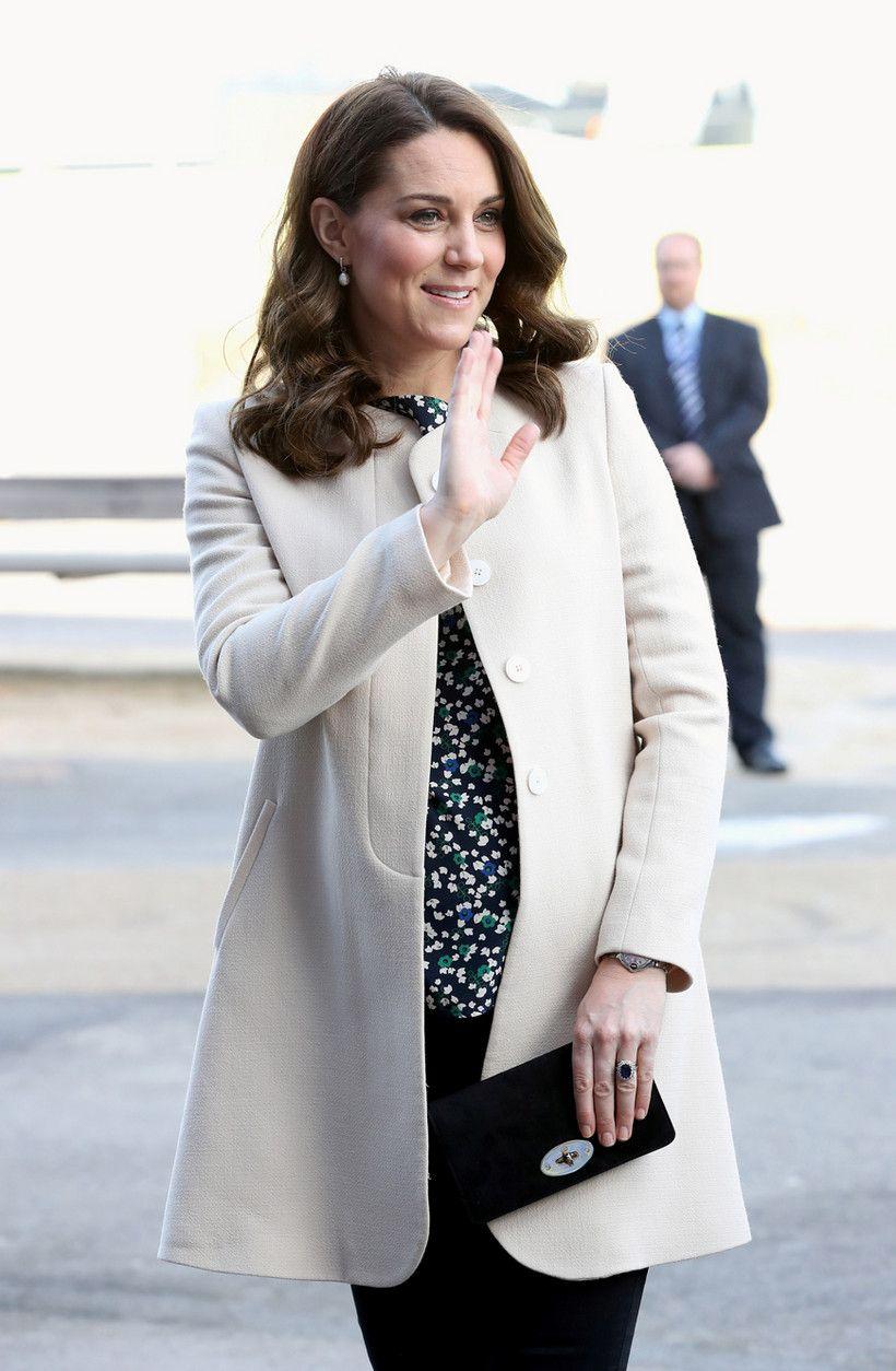 adb0cd73d1ff3 Kate comparece ao lado de William no último evento público antes de ...