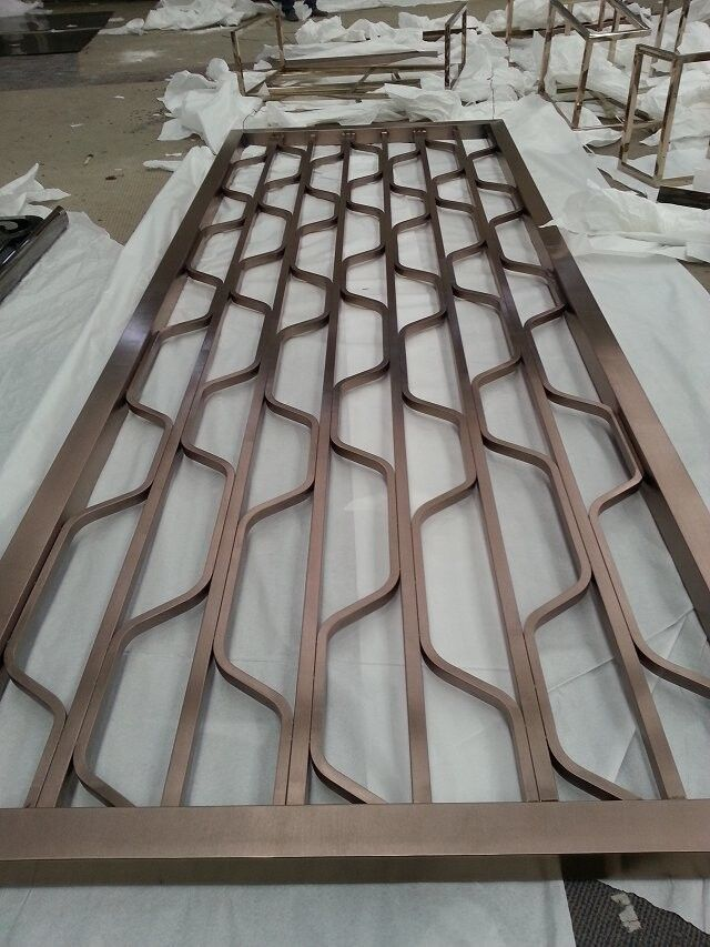 Gallery of laser cut screens pinterest laser for Door design cnc