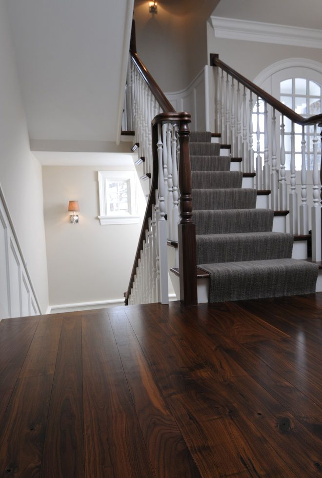 Walnut Floors And Dark Wood Flooring From Carlisle Wide Plank