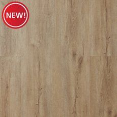 Gray Blonde Rigid Core Luxury Vinyl Plank Cork Back In 2020 Nucore Flooring Waterproof Flooring