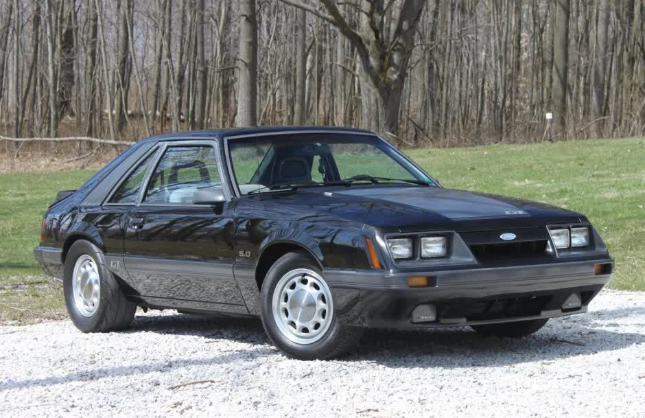 Take A Look At This 1986 Ford Mustang Gt 5 0 For Throwbackthursday Tbt Mustang Gt