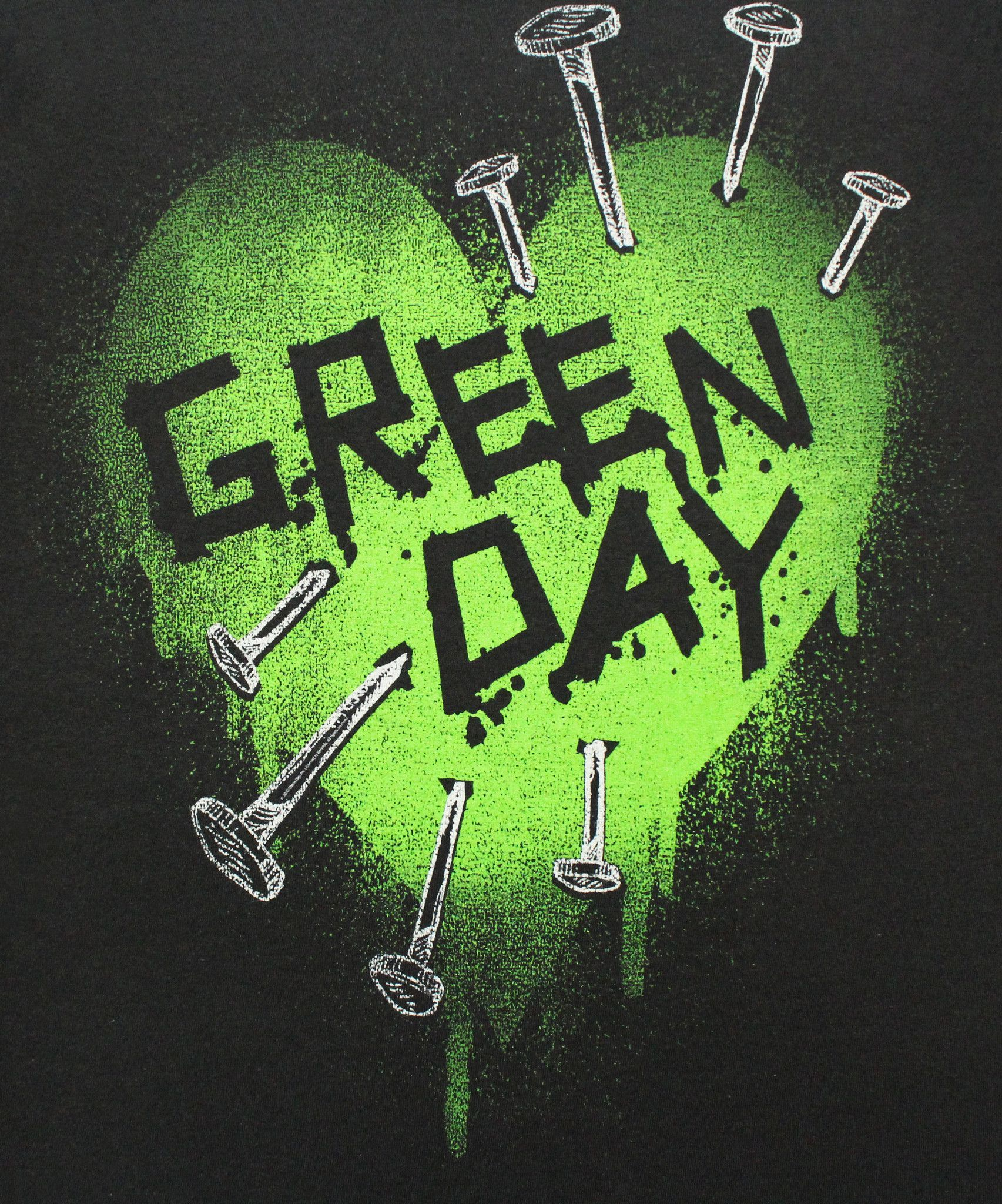 Green Day 11 Photo American Rock Band Legends Picture Music Poster Black White