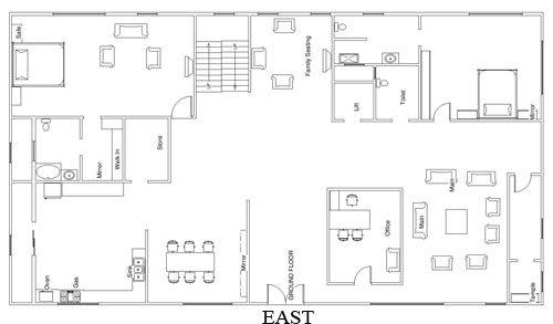 house layout design as per vastu house interior - Home Design Consultant