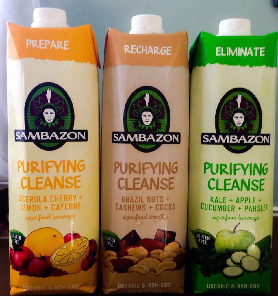 sambazon 3 day cleanse weight loss