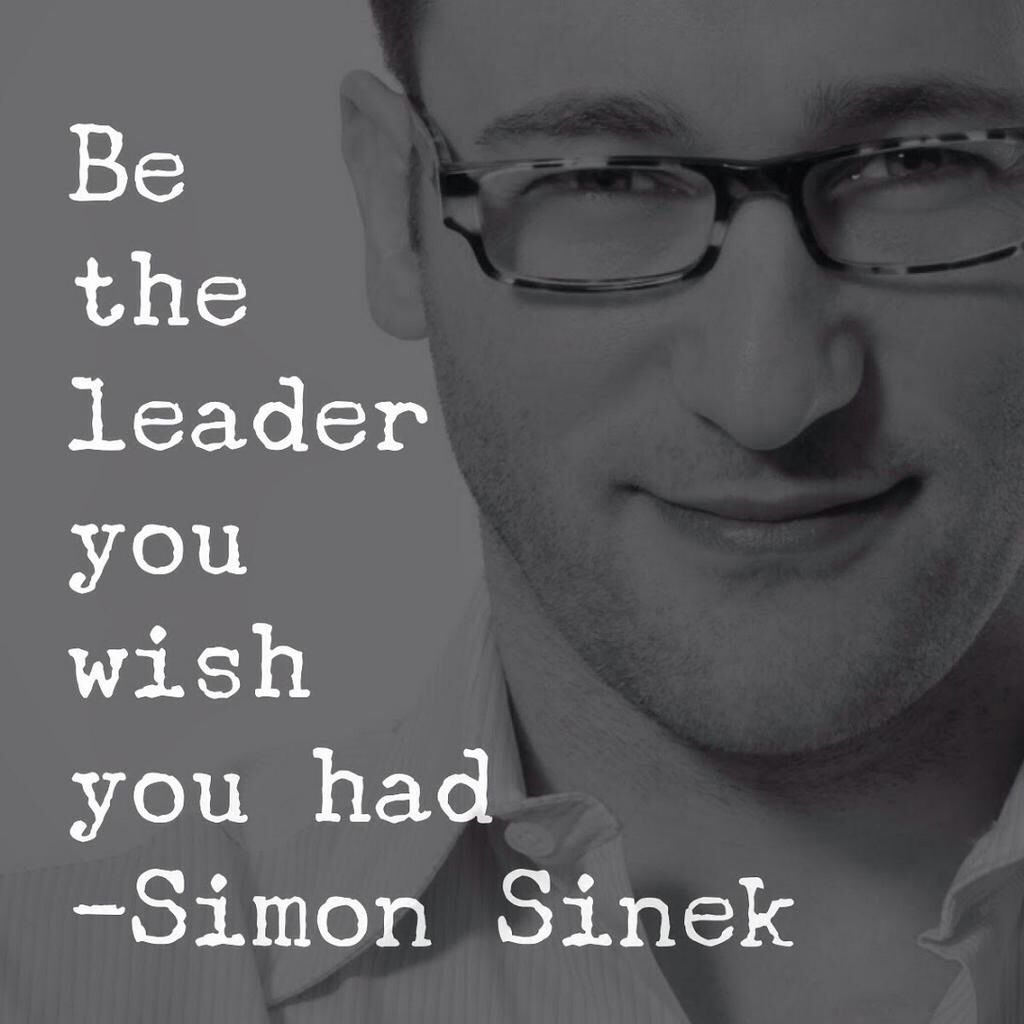 Be The Change Quote And Inspiration For All Leaders From Simon