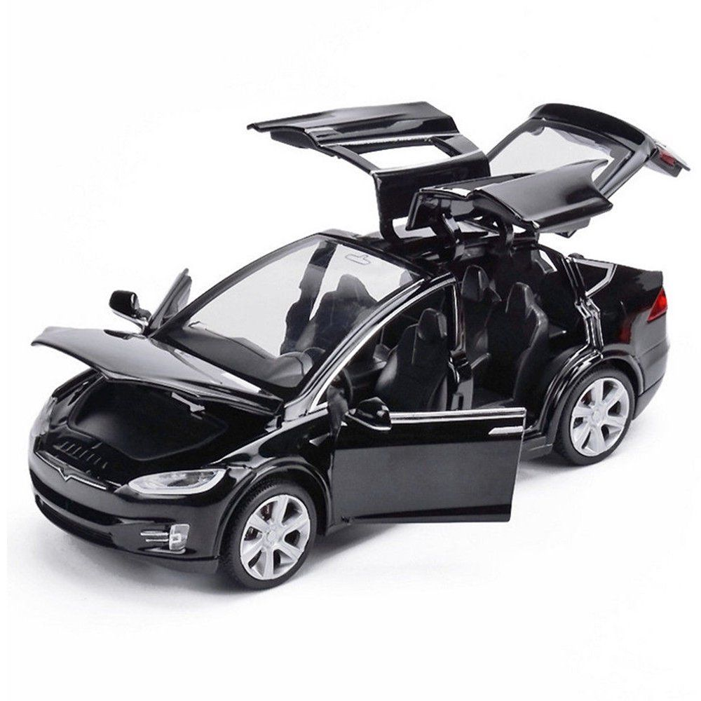 Diecast Toy 1 32 Scale Alloy Cars For Tesla Toy Model Suv Car Sound Light Toy Kids Toys Walmart Com In 2021 Toy Model Cars Toy Cars For Kids Kids Ride On Toys