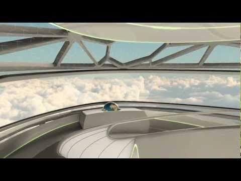 16 JUN 2011 - O avião do futuro A Airbus apresentou nesta segunda-feira,13, em Londres um protótipo de avião fruto de suas concepções mais inovadoras que, caso seja construído, poderia transformar substancialmente as atuais aeronaves comerciais. FACE 07062013