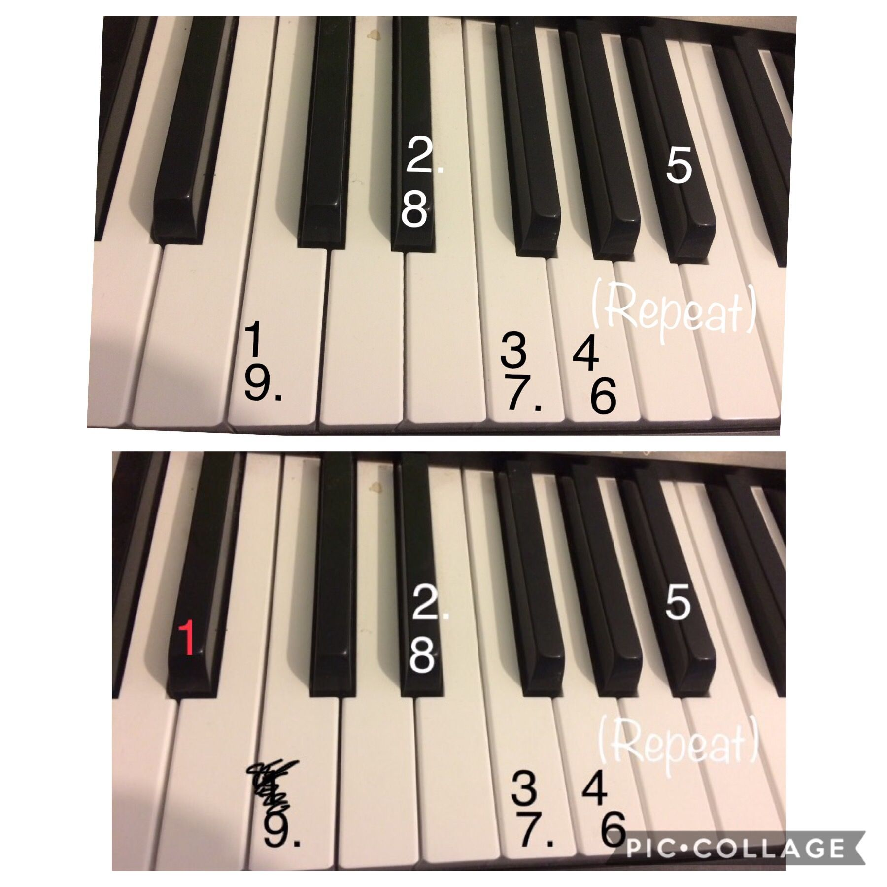 Satisfied Hamilton Piano Songs Piano Piano Music