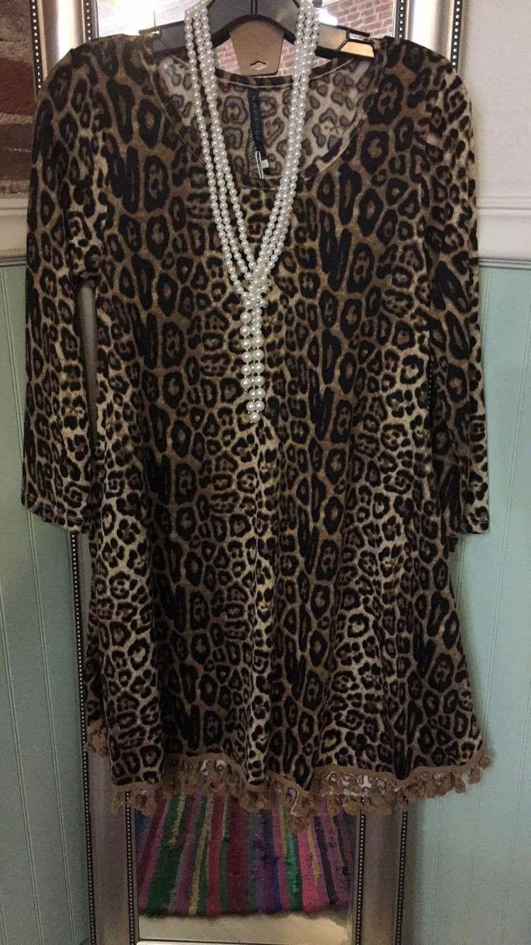 Cheetah Love | Women's Cheetah Dress