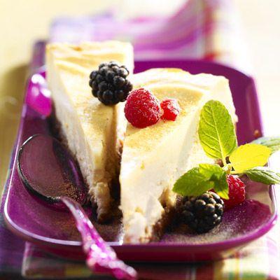 Découvrez la recette Cheese-cake aux spéculoos sur cuisineactuelle.fr.