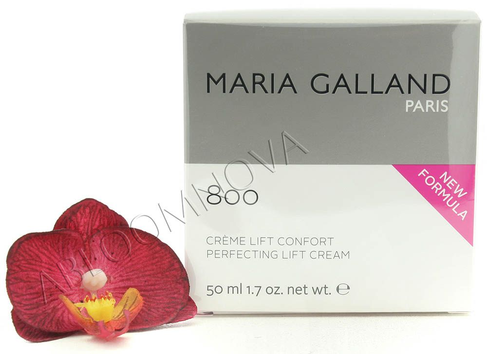 Maria Galland Perfecting Lift Cream 800 50ml - The extra-fine, rich anti-ageing cream delivers fresh energy to tired skin overnight. #MariGalland #Beauty #nightcream #skincare #antiaging