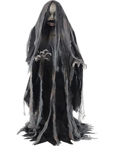 Creepy Rising Animated Doll Halloween Pinterest Baby voice