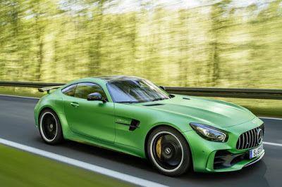 UNIVERSO PARALLELO: Leggera potente Mercedes-AMG GT R