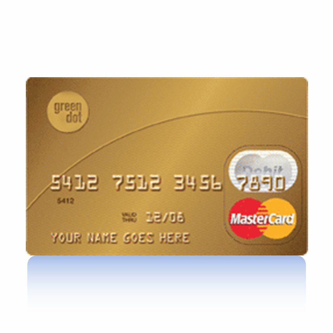 Green Dot Cards Pics Green Dot Prepaid Mastercard Review Prepaid Credit Card Credit Card Prepaid Debit Cards