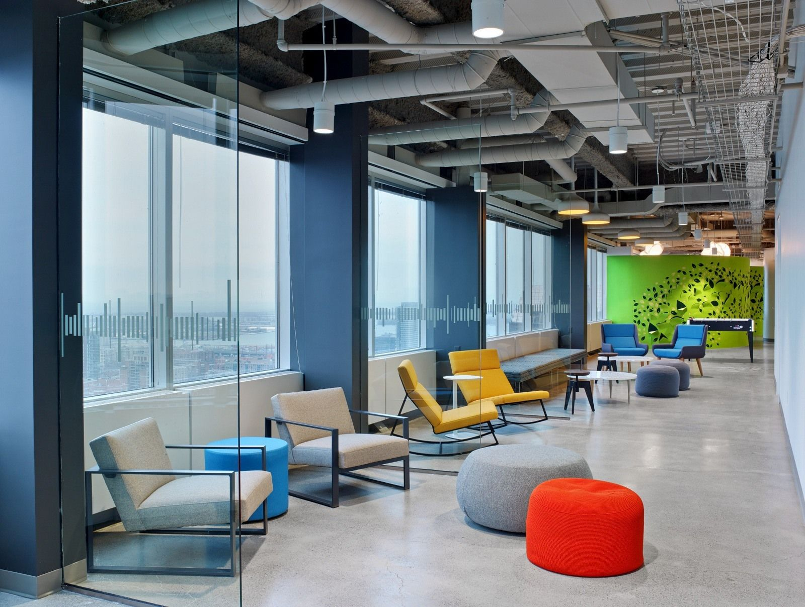 A Tour of LinkedIns Beautiful New Toronto Office | Office ...