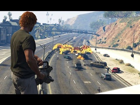 GTA 5 full and final new 2016 awesome video play game | Places to