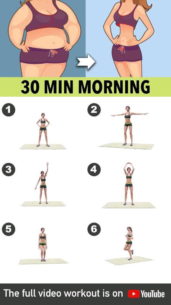30 min morning