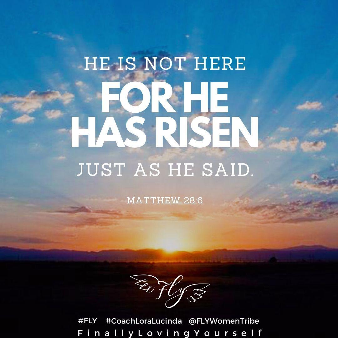 He Has Risen Easter In 2020 He Has Risen Spiritual Inspiration Memes
