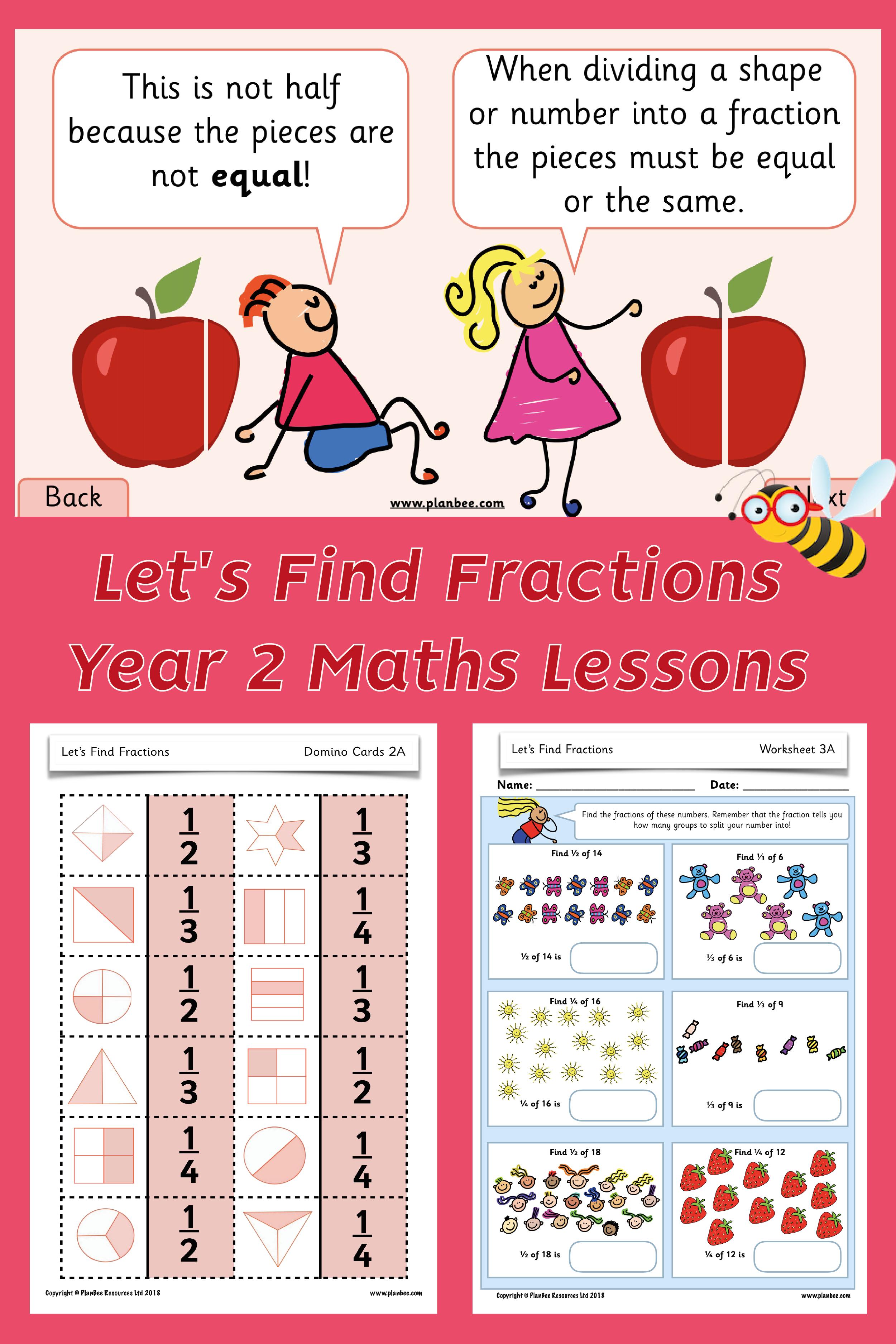 Let S Find Fractions