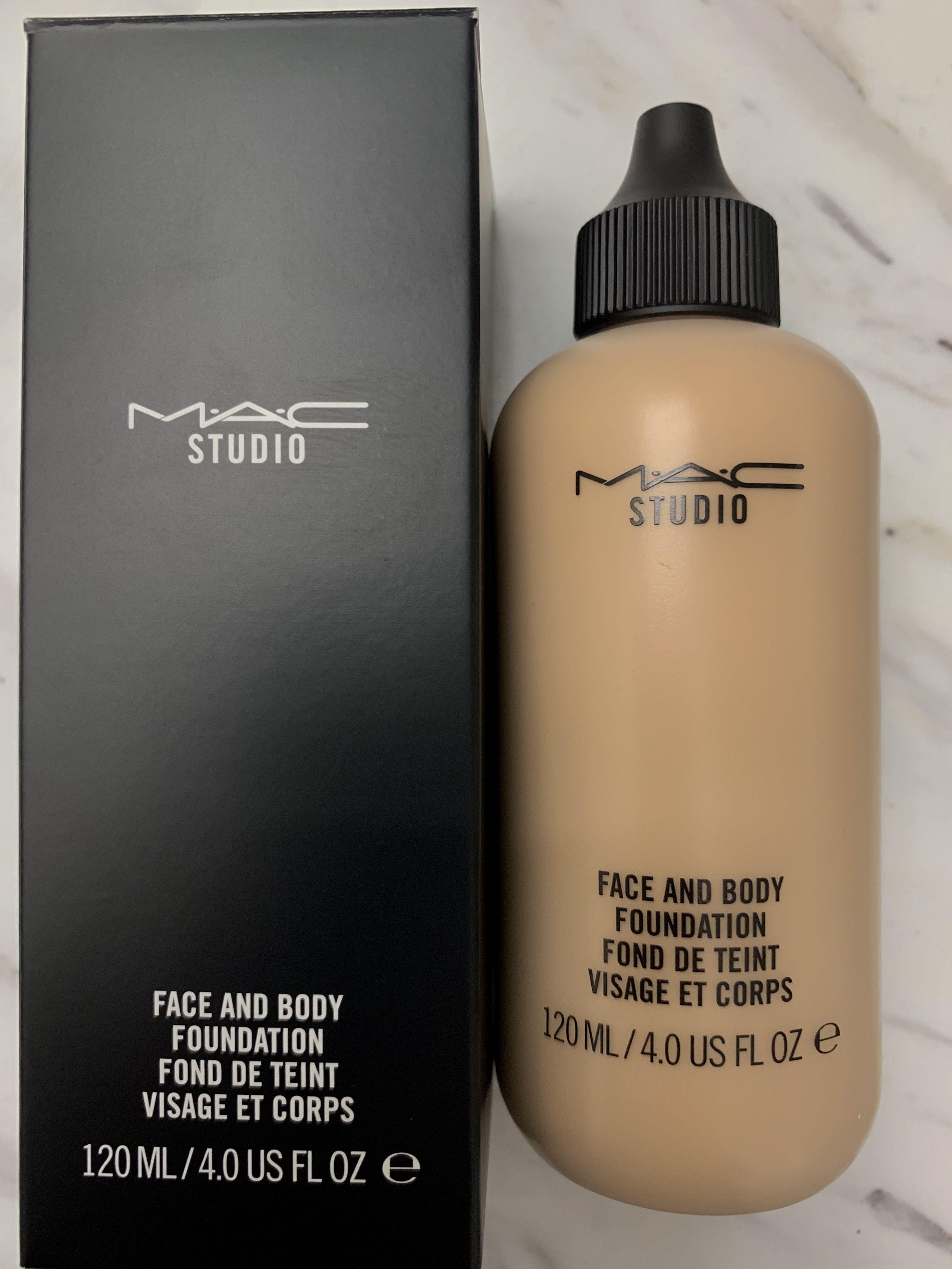 MAC Studio Face and Body Foundation 120ml MAC