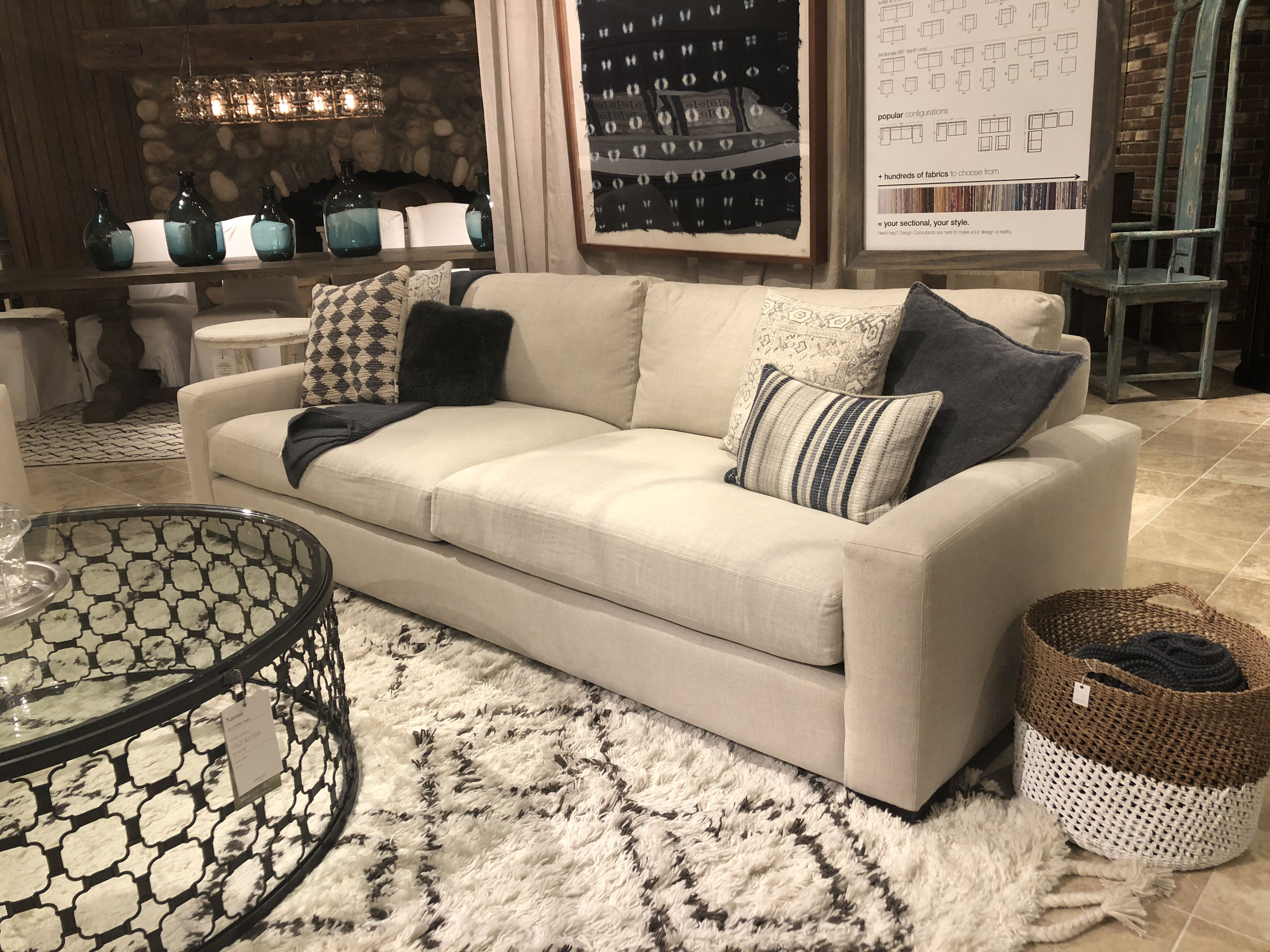Arhaus Remington Sofa Reviews