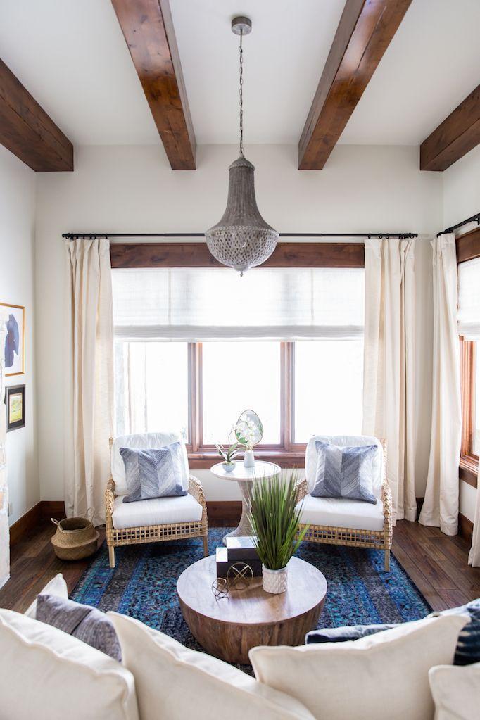 Heber House Project - LibraryBECKI OWENS | Pinterest | House ...