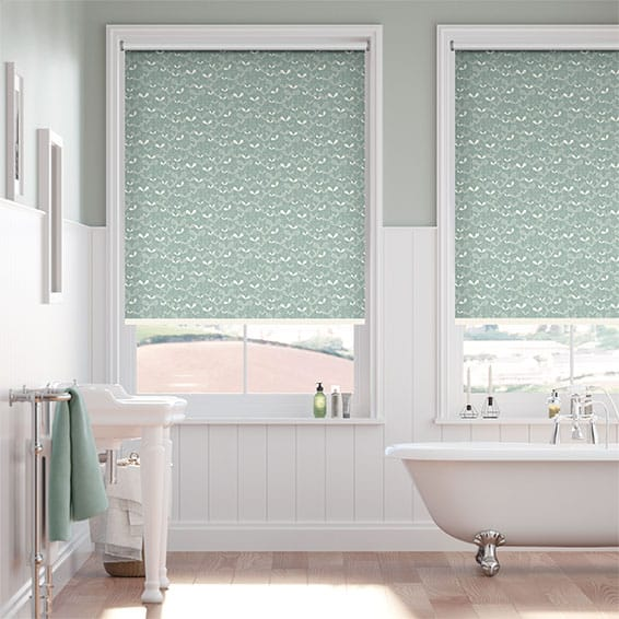 Saplings Ether Roller Blind In 2020 Roller Blinds Blinds