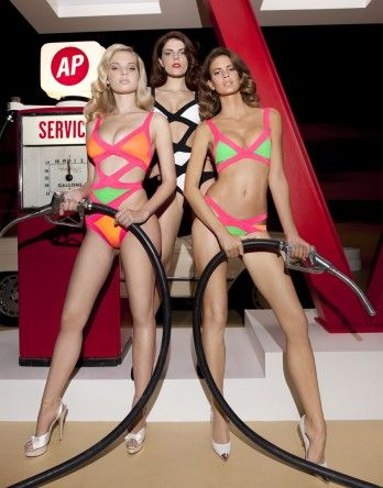 2bd7afc355 Bikinis by Agent Provocateur - Mazzy Bikini Bra