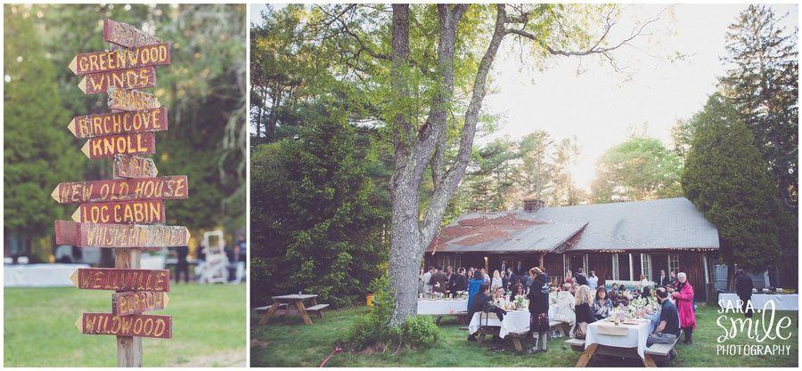 Rustic Wedding Catering