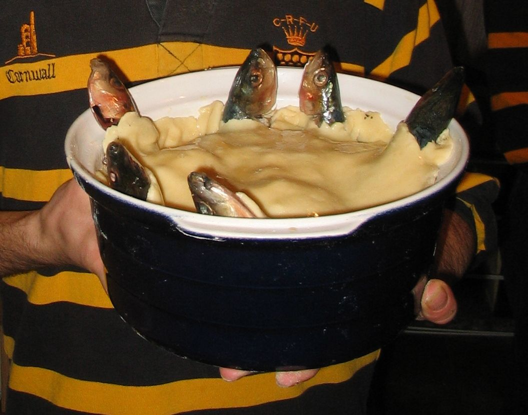 Top 10 traditional english foods with strange names english food cookbookstargazy pie wikibooks open books for an open world forumfinder Images