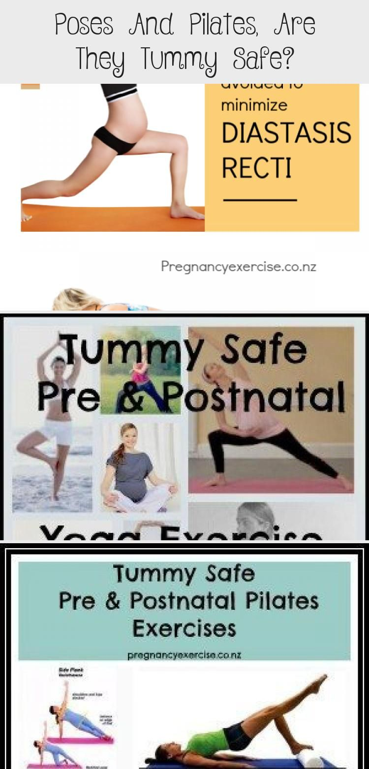 Postnatal Fitness Yoga And Pilates Are Two Of The Most Popular Exercise Options For Pre And Post Pregnant W Postnatal Workout Workout Regimen Popular Workouts