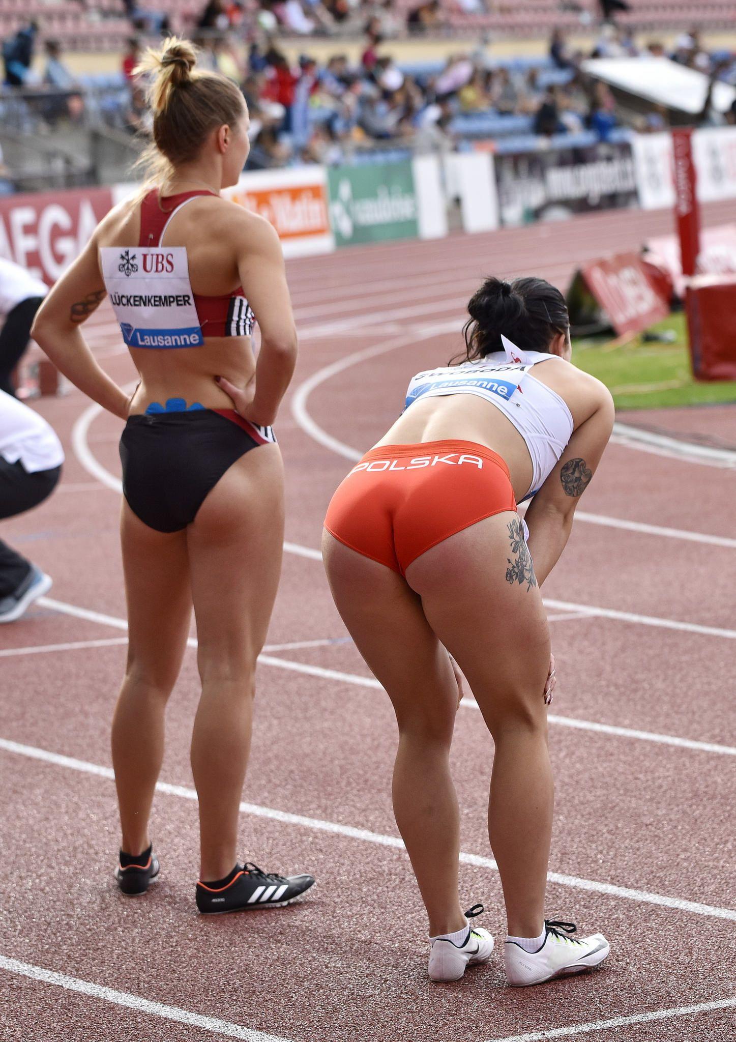 Lückenkemper ass gina Female sprinters