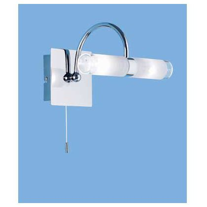 Vasa wall light chrome 26cm at homebase be inspired and make vasa wall light chrome 26cm at homebase be inspired and make your mozeypictures Choice Image
