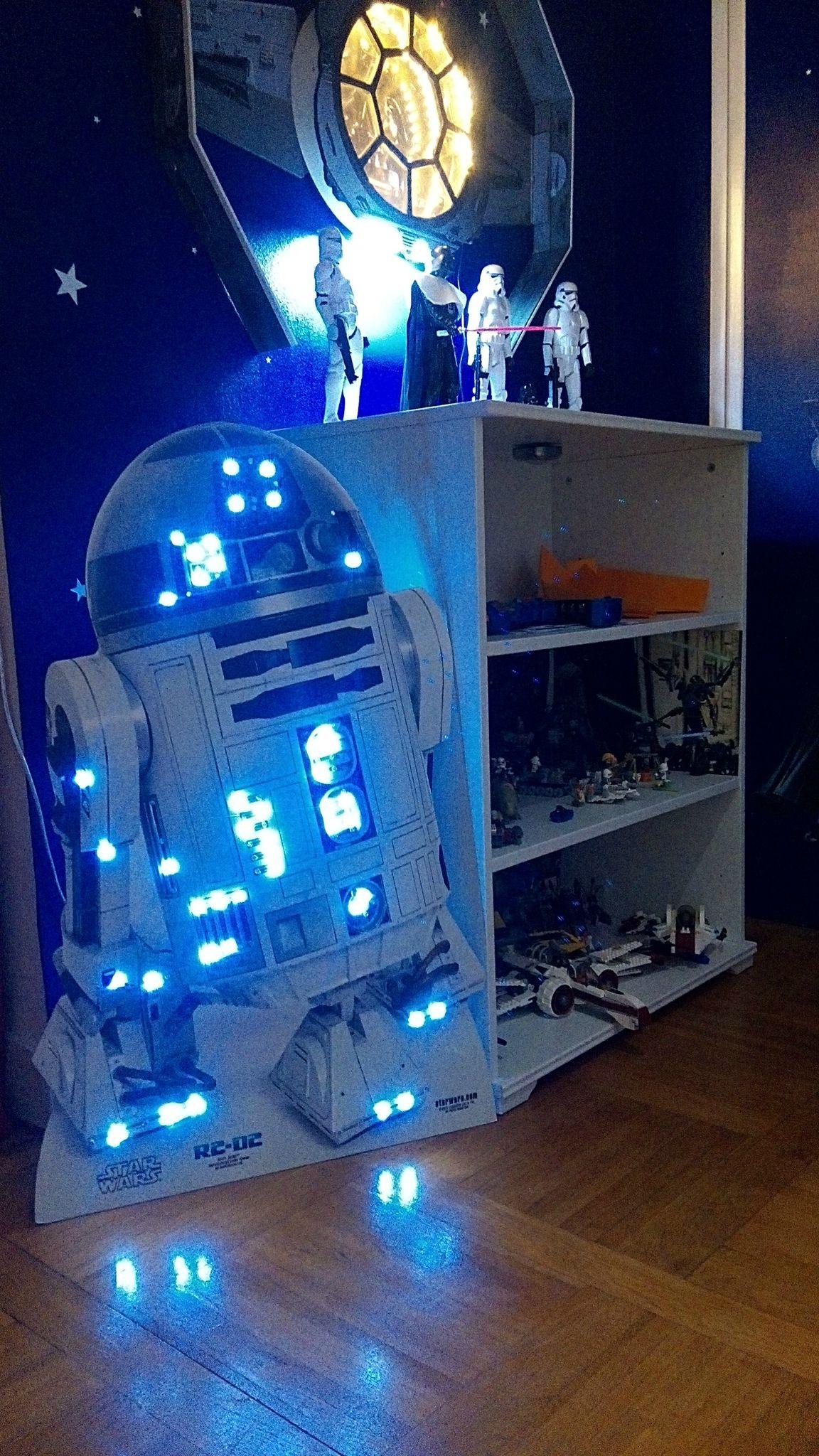 Chambre Star Wars Decoration Chambre D Enfant Et Jouets En Bois