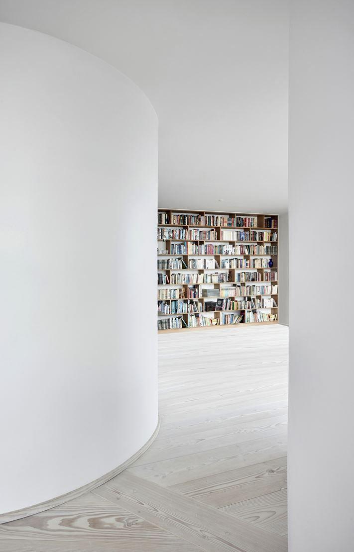Villa Platan Picture gallery Interior architecture