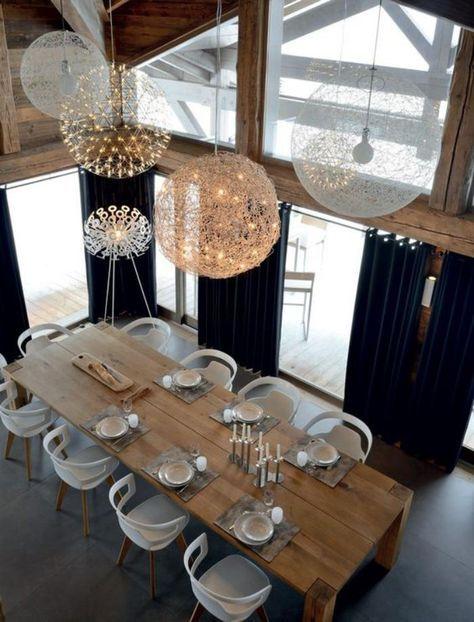 table de salle a manger, grande table dix personnes pour ...