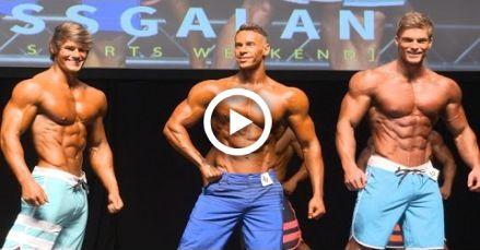 Mens Physique Full Video - Keshowazo