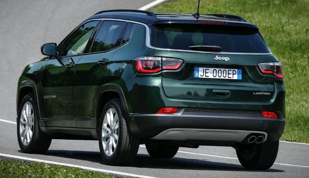 جيب كومباس الجديدة 2020 كروس أوفر عصرية مفعمة بأنظمة السلامة والتواصل موقع ويلز Jeep Jeep Compass Suv