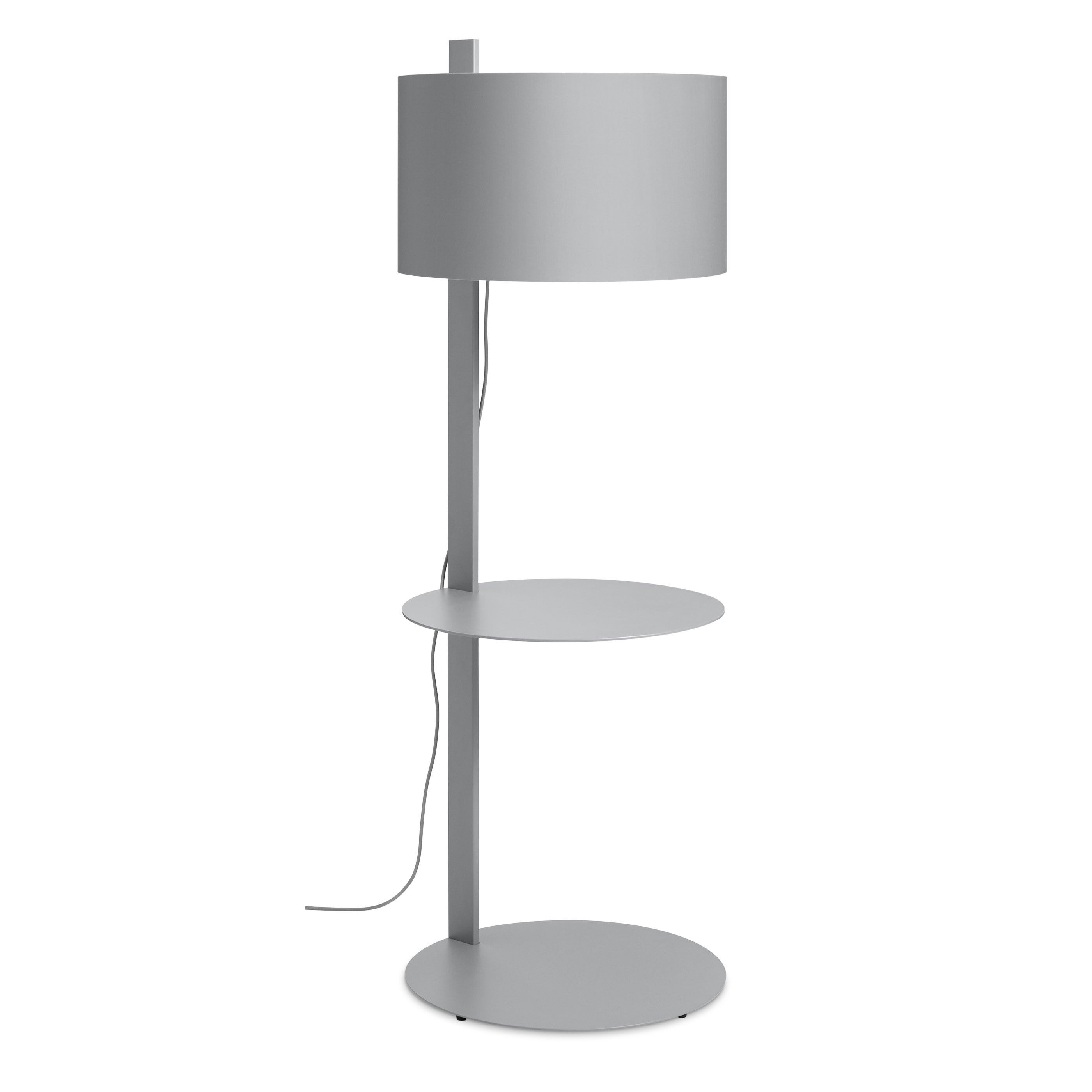 Note Large Floor Lamp With Table Light Grey Large Floor Lamp Modern Flooring Floor Lamp