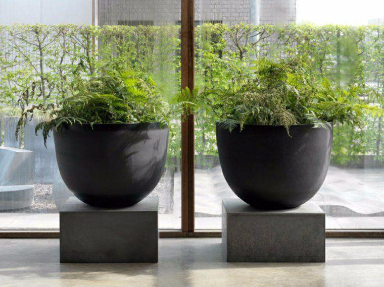 Grands Pots De Jardin