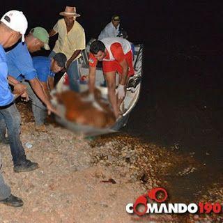 Ji-Paraná Bombeiros encontram corpo do jovem que se jogou da ponte