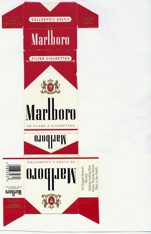 Marlboro cigarette Switzerland
