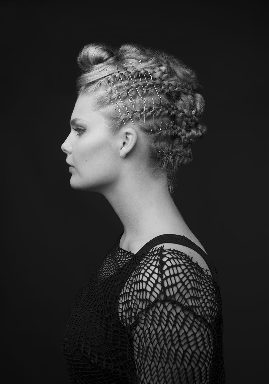 Braided mohawk photoshoot inspo pinterest braided mohawk