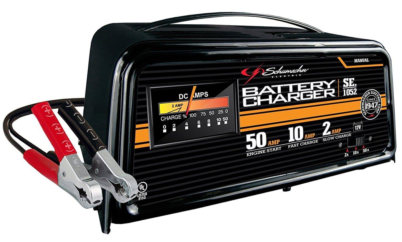 Schumacher Battery Charger Manual >> Top 6 Best Schumacher Battery Maintainers Review Buyer S