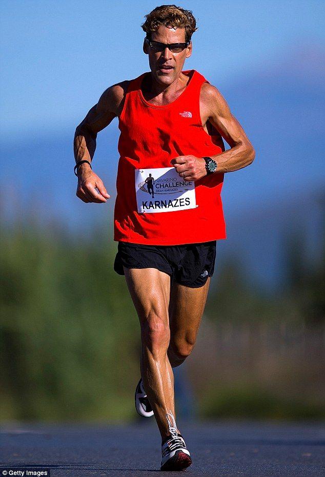 Dean karnazes marathon pr