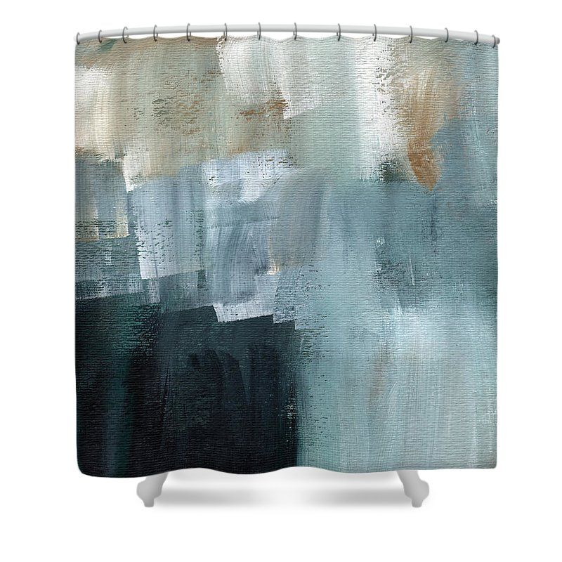 Days Like This Abstract Painting Shower Curtain For Sale By