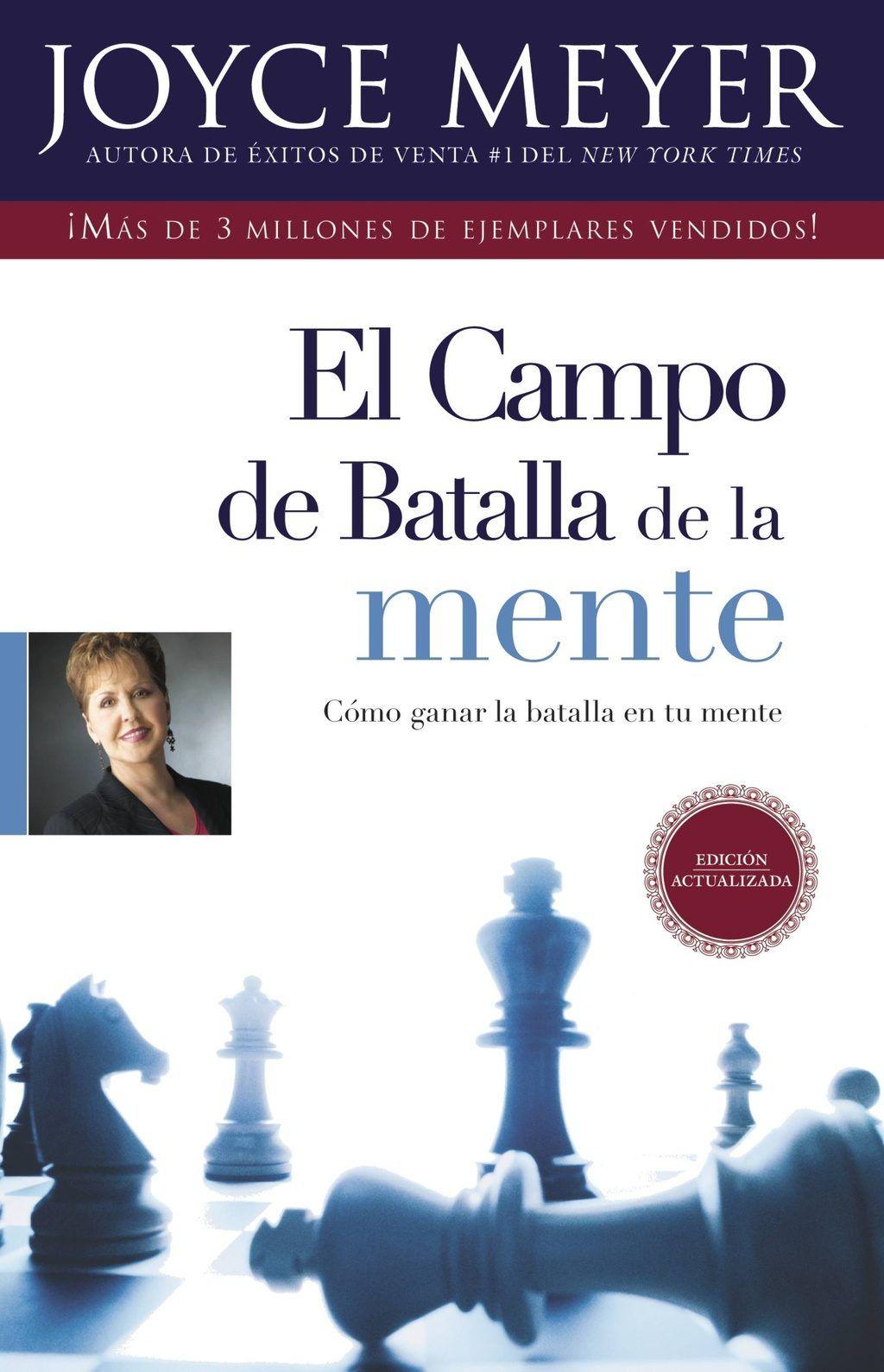 Resultado De Imagen Para Libros De Joyce Meyer En Español Libros De Autoayuda Libros Para Jovenes Libros Para Leer