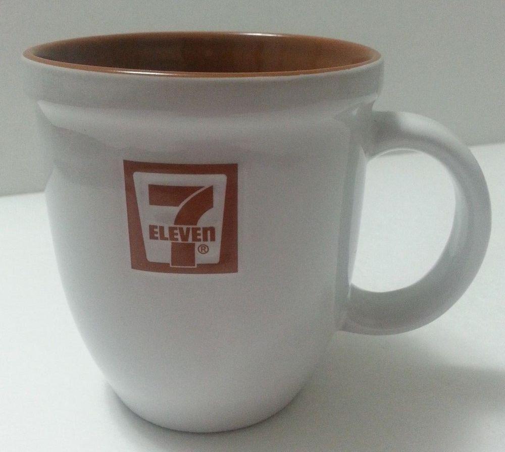 7 Eleven 11 Coffee Mug Cup